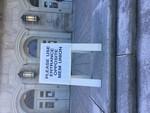 COVID-19 Images_Fogler Library_Entrance Sign by Matthew Revitt