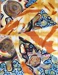 ART 460 - COVID ablaze by Cheryl Coffin
