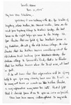 Correspondence from Charlotte Hobbs, 1935-1939