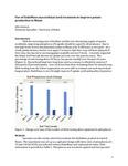Use of EndoMaxx mycorrhizal seed treatment to improve potato production in Maine by John M. Jemison Jr.
