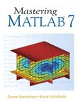 Mastering MATLAB 7