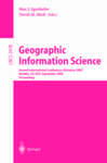 Geographic Information Science: Second International Conference