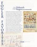 Fogler Favorites - European Local Color Literature