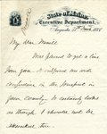 Merrill Family Correspondence, 1887-1960