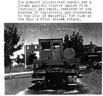 Vigue (Raymond F.) Lumber Transport Notebooks, 1927-1997
