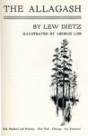 Dietz, Lew Papers, 1950-1976 by Special Collections, Raymond H. Fogler Library, University of Maine