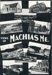 University of Maine at Machias (University of Maine) Records, 1972-1993