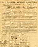 Maine Statehood Broadside, 1803