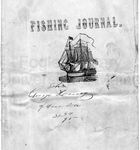 Schooner George Henry Fishing Journal, circa 1858