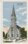 St. Augustine R. C. Church by Lionel Michaud