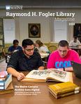 Raymond H. Fogler Library Magazine 2018