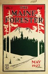 Maine Forester: 1927