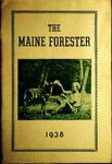 Maine Forester: 1938 by University of Maine. School of Forestry Resources.