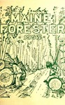 Maine Forester: 1953 by University of Maine. School of Forestry Resources.
