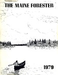 Maine Forester: 1979 by University of Maine. School of Forestry Resources.