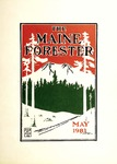 Maine Forester: 1981 by University of Maine. School of Forestry Resources.