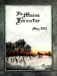 Maine Forester: 1982 by University of Maine. School of Forestry Resources.