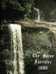 Maine Forester: 1986 by University of Maine. School of Forestry Resources.