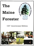 Maine Forester: 2004 by University of Maine. School of Forestry Resources.