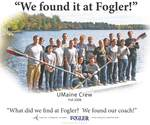 We Found it at Fogler - UMaine Crew