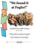 We Found it at Fogler - Students for a Safe Campus