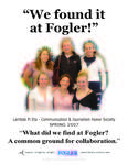 We Found it at Fogler - Lambda Phi Eta