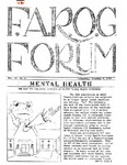 F.A.R.O.G. FORUM, Vol. 2 No. 4
