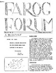 F.A.R.O.G. FORUM, Vol. 2 No. 10