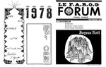 F.A.R.O.G. FORUM, Vol. 5 No. 3