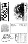 F.A.R.O.G. FORUM, Vol. 5 No. 7