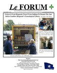 Le FORUM, Vol. 37 No. 2