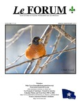 Le FORUM, Vol. 37 No. 3