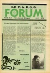 F.A.R.O.G. FORUM, Vol. 3 No. 7