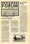 F.A.R.O.G. FORUM, Vol. 5 No. 1