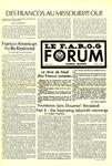 F.A.R.O.G. FORUM, Vol. 6 No. 4