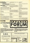 F.A.R.O.G. FORUM, Vol. 8 No. 6