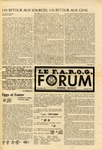 F.A.R.O.G. FORUM, Vol. 8 No. 7-8