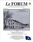 Le Forum, Vol. 40 No. 4