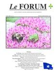 Le Forum, Vol. 42 No. 1