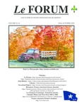 Le Forum, Vol. 42 No. 3