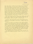 Thompson Document 7: A Letter from Henrietta Thompson to Jack Belden by Henrietta Thompson