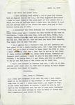 Thompson Document 23: Letter from Henrietta Thompson to Tun Shein and Lulu by Henrietta Thompson