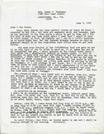 Thompson Document 24: Letter from Henrietta Thompson to Tun Shein