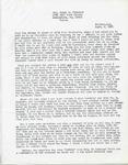 Thompson Document 26: Letter from Henrietta Thompson to Tun Shein