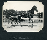 Red Russell by Guy Kendall