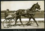 Buck Hanover--Hawkins up