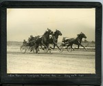 Lee Hanover wins from Symbol Hal--July 24th 1937