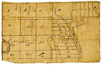 Undated property map with Porter lots [Washington County]