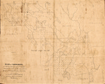 Plan of Townships. Nos. 21 & 27 E.D. East Half No. 43 M.D. No. 6 & N. Half No. 5 with the Two Mile Strips North, N.D. Situated in the County of Washington, State of Maine