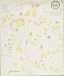 Kingfield, 1908 by Sanborn Map Company